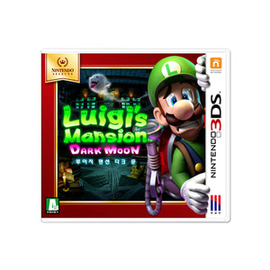 3DS 루이지 맨션 다크문(Nintendo Selects)