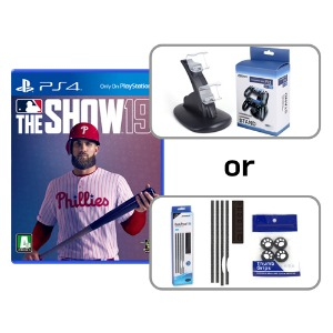 PS4 MLB THE SHOW 19(사은품 증정)