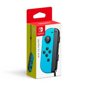 SWITCH Joy-Con(L) 네온블루